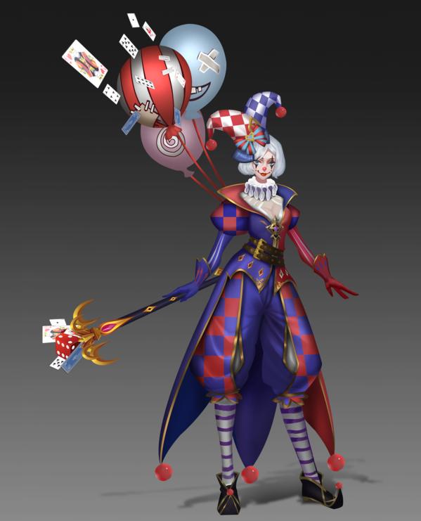 女神小丑时装女-thumb-600x407-15551.pngのサムネール画像