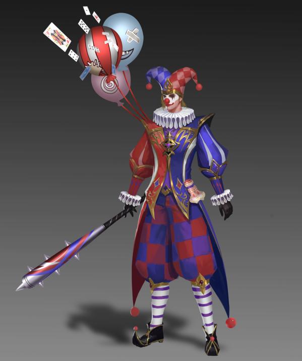 女神小丑时装男-thumb-600x350-15549.pngのサムネール画像