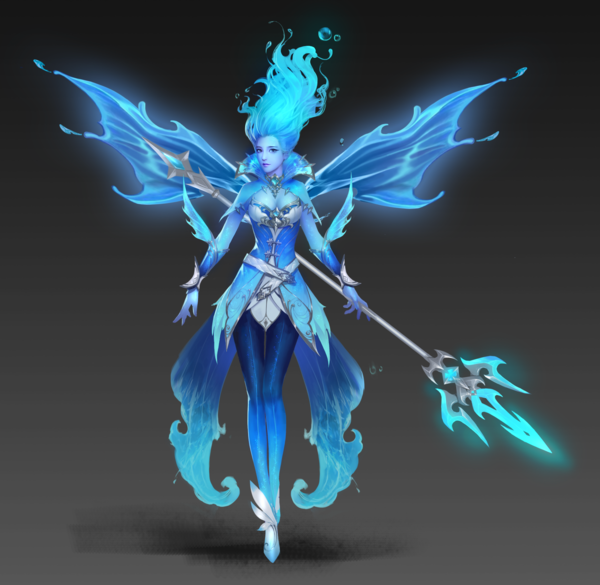 水の妖精-女.pngのサムネール画像