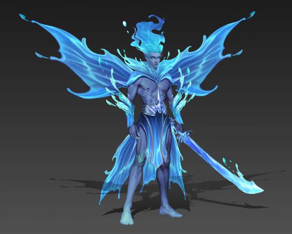 水の妖精-男.pngのサムネール画像